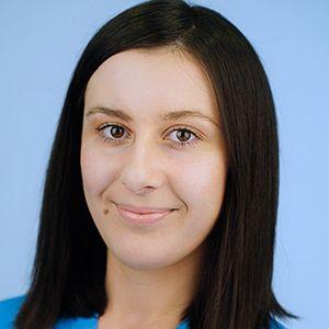 Anita Habulan dentalna asistentica Smile dentalna klinika | Smile ekipa