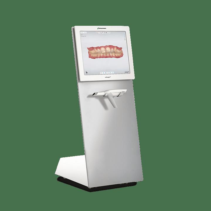 Visual Detail 3Shape Trios | Impianto dentale Straumann ® con garanzia a vita!