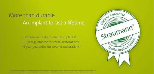 Straumann Garancija Poliklinika Smile Opatija | All on 4 / ProArch ® cirkonija v lok. anestezija