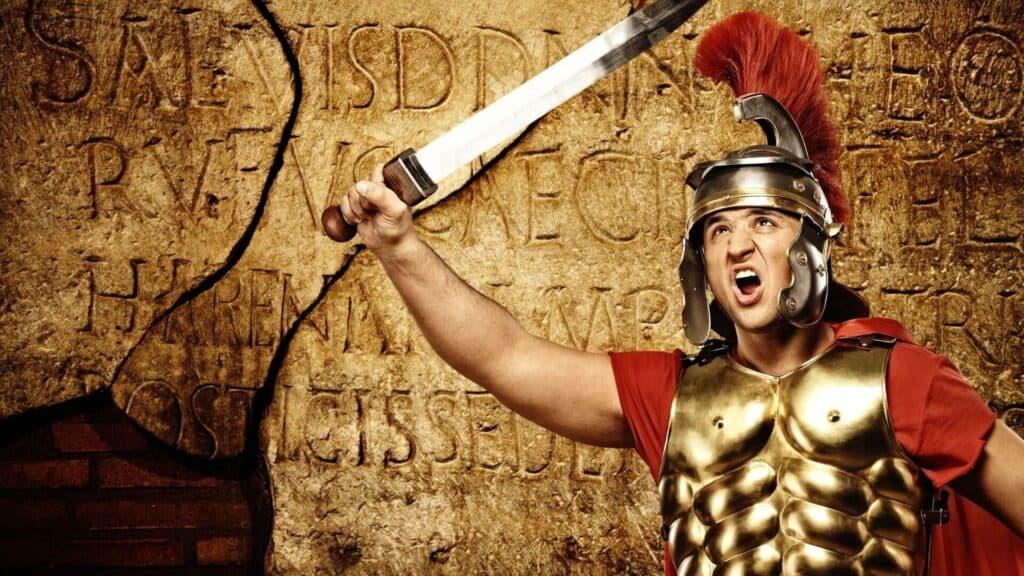 Rimljani i bijeli zubi