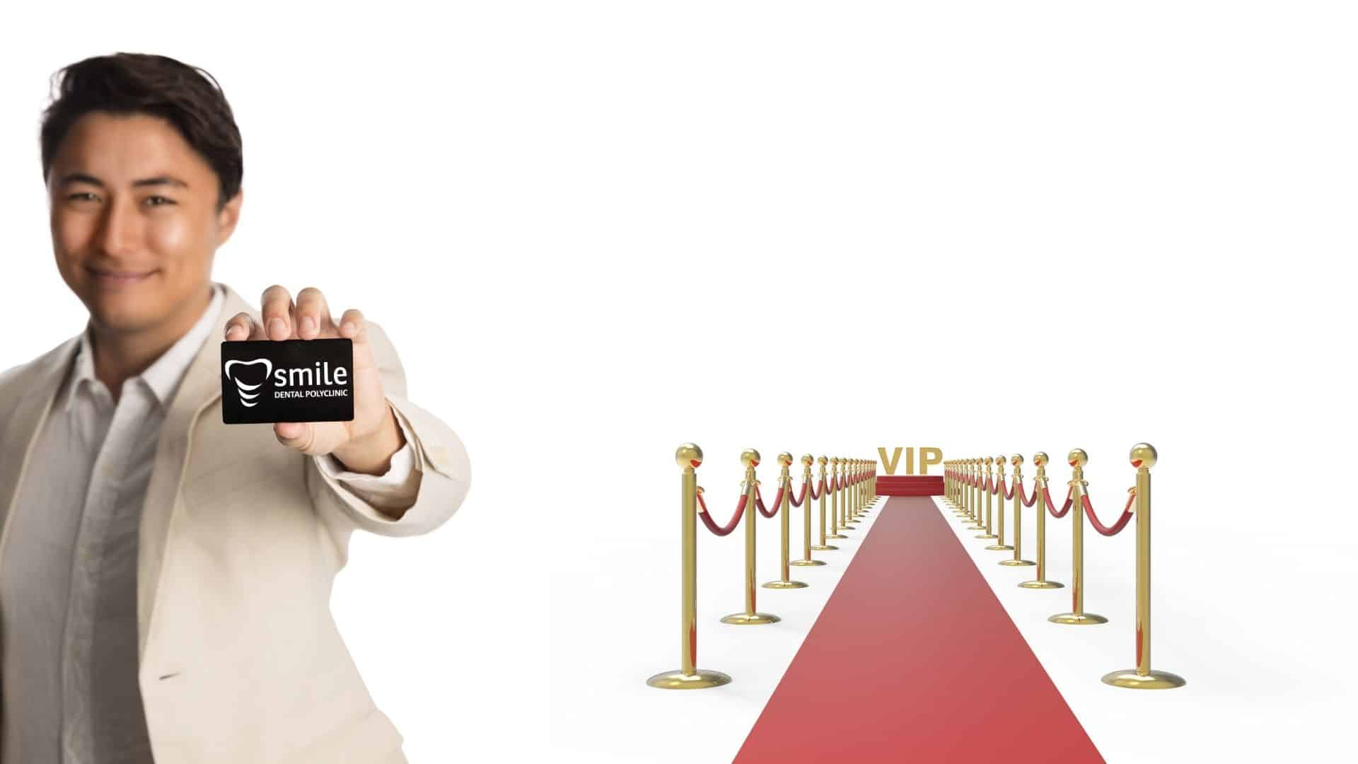VIP klub Smile