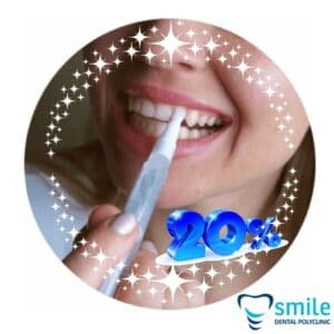 Olovka za izbjljivanje zubi