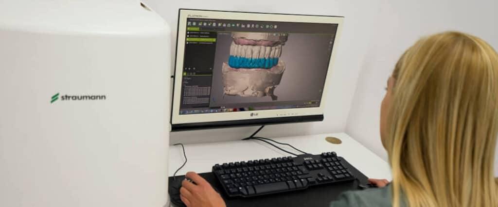 dentalni laboratorij - zubotehnički laboratorij - laboratorio odontotecnico digitale - laboratorio odontoiatrico