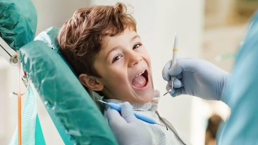 Zubar za djecu