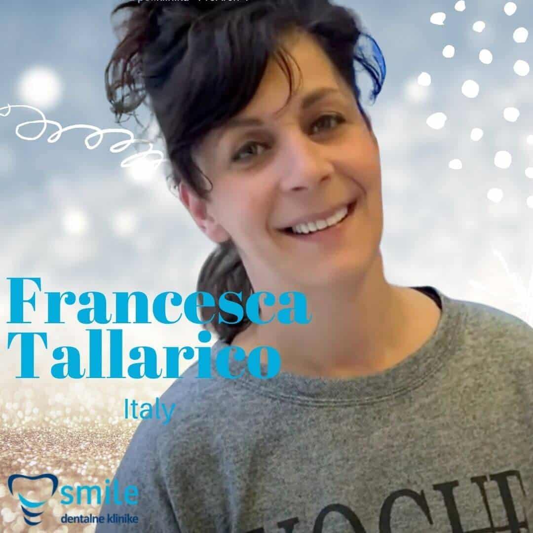 All on Four - Francesca - Italy
