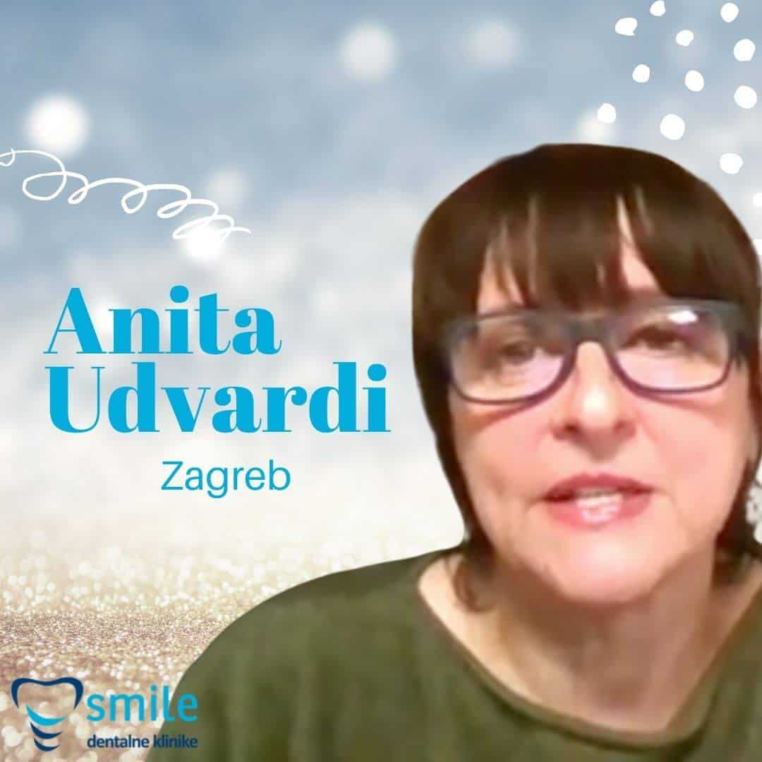 Zubni Implantati - Anita - Croatia