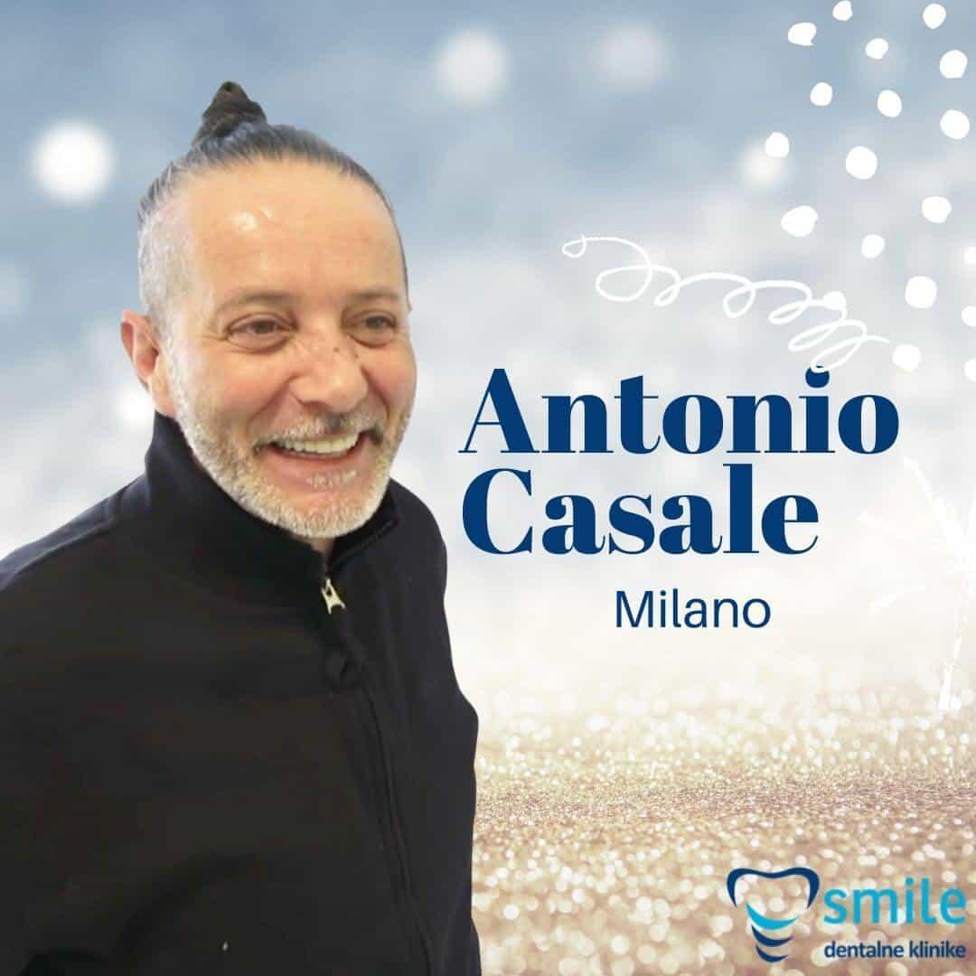 All on 4 Antonio Casale
