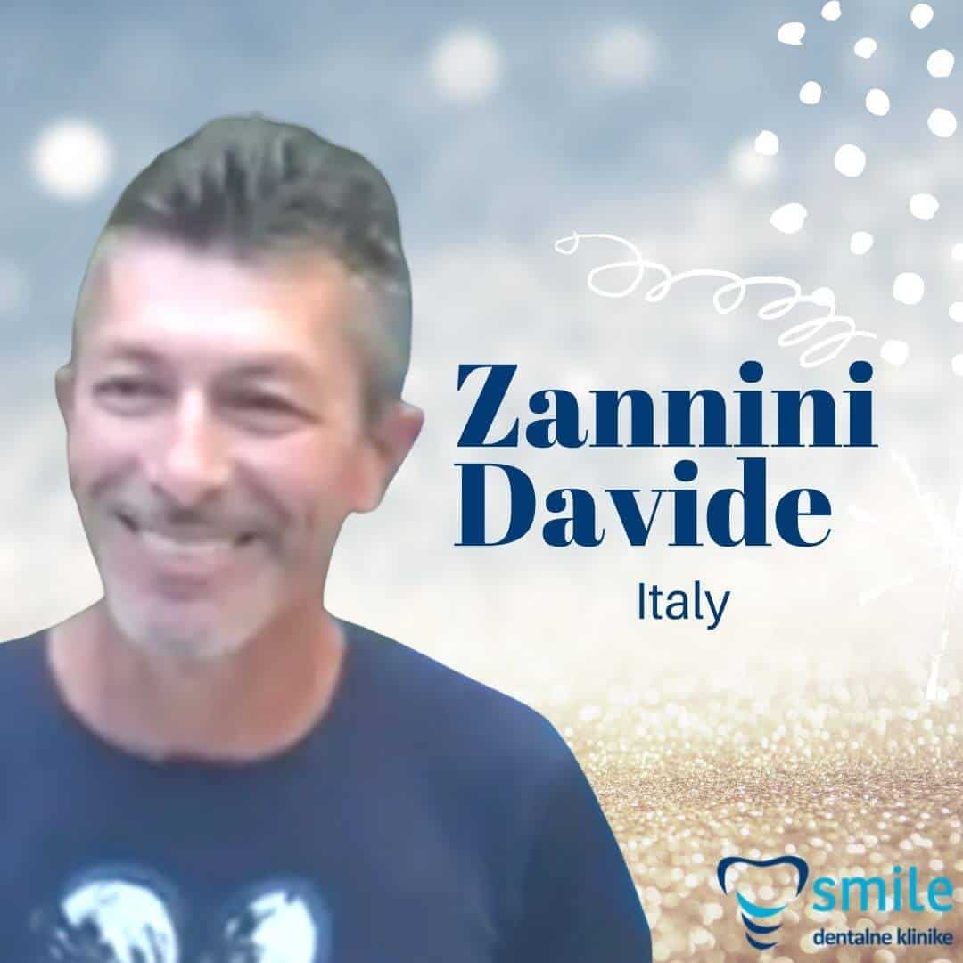 Carico immediato - Zannini - Italy