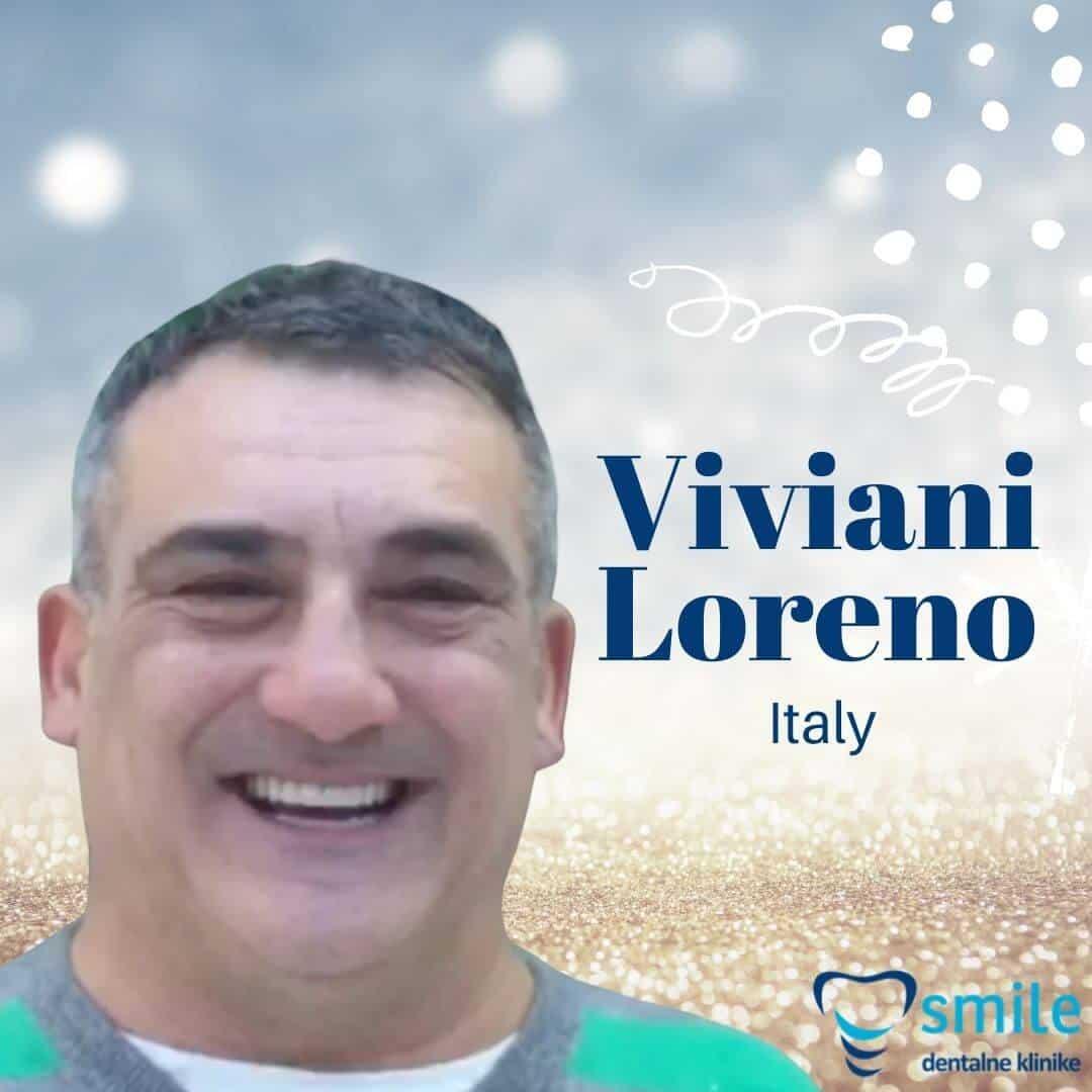 All on Four - Viviani - Italy