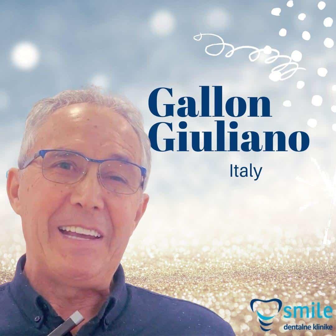 All on Four - Gallon - Italy